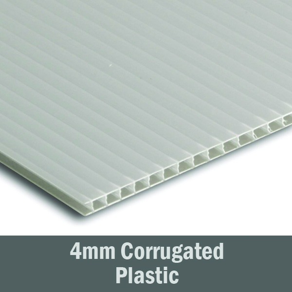 4mm Corrugated Plastic Signs
