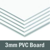 3mm White PVC Sheet (Sintra)