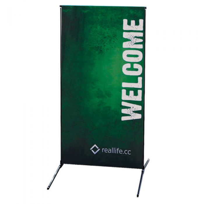 2ft x 7ft  Outdoor Portable Display