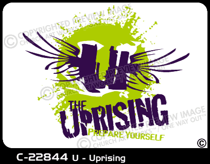 C-22844 - U - Uprising - Apparel Template