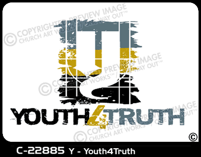 C-22885 - Y - Youth4Truth - Apparel Template