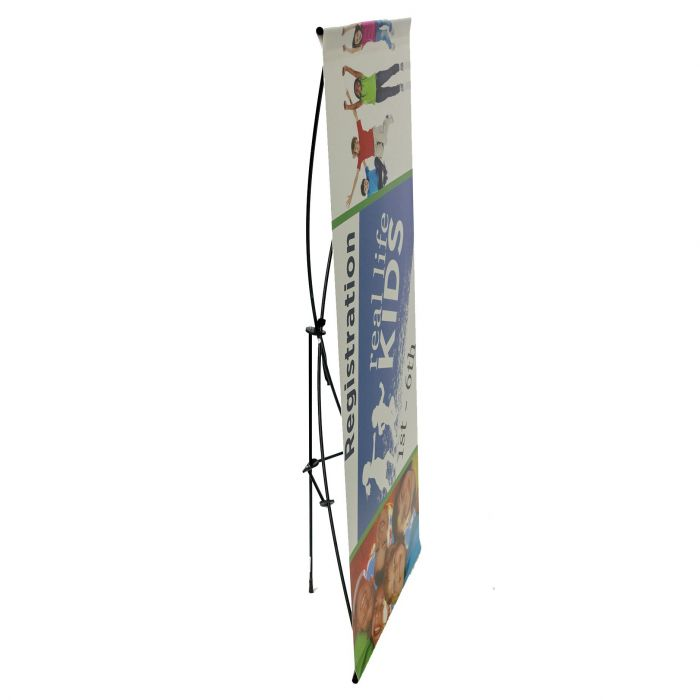 2ft x 10ft  Fold-Up Vinyl Display