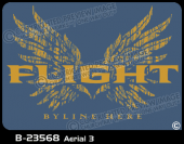 B-23568 - Aerial 3 - Apparel Template