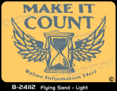 B-24112 - Flying Sand - Light - Apparel Template