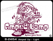 B-24154 - Amped Up - Light - Apparel Template