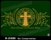B-24181 - No Compromise - Apparel Template