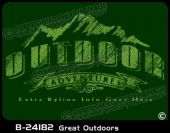 B-24182 - Great Outdoors - Apparel Template