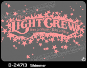 B-24713 - Shimmer - Apparel Template