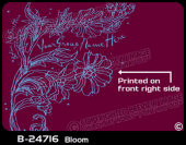 B-24716 - Bloom - Apparel Template