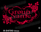 B-24720 - Grace - Apparel Template