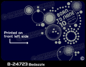 B-24723 - Bedazzle - Apparel Template