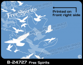 B-24727 - Free Spirits - Apparel Template