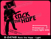 B-24748 - Rock the Hope - Light - Apparel Template