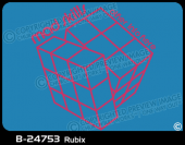 B-24753 - Rubix - Apparel Template