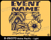 B-26070 - Aloha Pacific - Light - Apparel Template