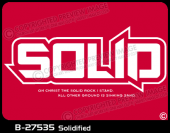 B-27535 - Solidified - Apparel Template
