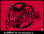 B-28541 - Be the Revolution 2 - Apparel Template