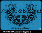 B-28560 - Above and Beyond 2 - Apparel Template