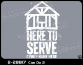 B-28817 - Can Do 2 - Apparel Template