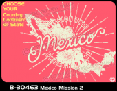 B-30463 - Mission Mexico 2 - Apparel Template