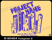 B-30464 - Funkytown 2 - Apparel Template