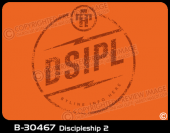 B-30467 - Discipleship 2 - Apparel Template