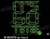 B-30470 - Go Time 2 - Apparel Template