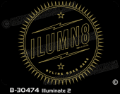B-30474 - Illuminate 2 - Apparel Template