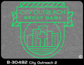 B-30482 - City Outreach 2 - Apparel Template