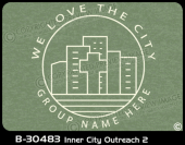 B-30483 - Inner City Outreach 2 - Apparel Template