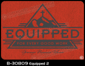 B-30809 - Equipped 2 - Apparel Template