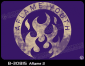 B-30815 - Aflame 2 - Apparel Template