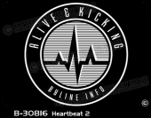 B-30816 - Heartbeat 2 - Apparel Template