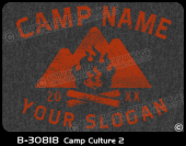 B-30818 - Camp Culture 2 - Apparel Template