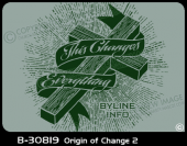 B-30819 - Origin of Change 2 - Apparel Template