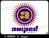 C-22631 - A - Amped - Apparel Template