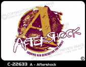 C-22633 - A - Aftershock - Apparel Template
