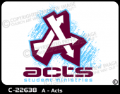 C-22638 - A - Acts - Apparel Template