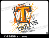 C-22838 - T - Thrive - Apparel Template