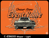 C-23600 - Mopar - Light - Apparel Template