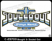 C-23703 - Bought and Souled Out - Apparel Template