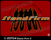 C-23704 - Stand Firm 3 - Apparel Template