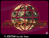 C-23734 - It's Go Time - Apparel Template