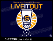 C-23736 - Live It Out 2 - Apparel Template