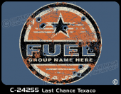 C-24255 - Last Chance Texaco - Apparel Template