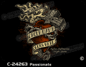 C-24263 - Passionate  - Apparel Template