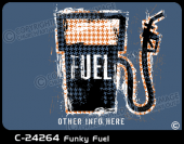 C-24264 - Funky Fuel - Apparel Template