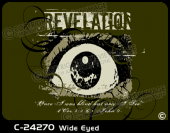 C-24270 - Wide Eyed - Apparel Template