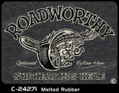 C-24271 - Melted Rubber - Apparel Template