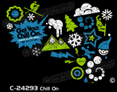 C-24293 - Chill On - Apparel Template